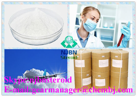 China Raw White Weight Loss Steroids SR141716 Rimonabant CAS 168273-06-1 supplier