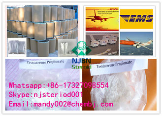 China Safe 100% Clearance Injectable Testosterone Propionate Test Prop 57-85-2 supplier