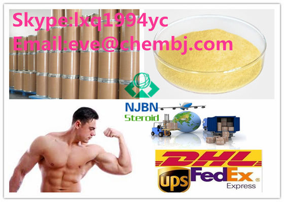 China Muscle Building Oral Anabolic Steroids Trenbolone Enanthate 10161-33-8 supplier