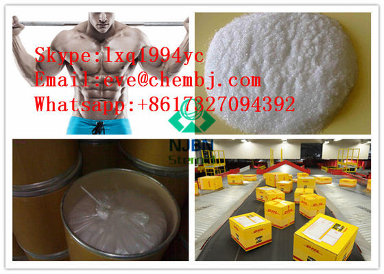 China 54965-24-1 Anti Aging Steroids Tamoxifen Citrate White Crystalline Powder supplier