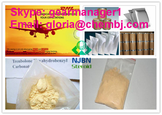 Muscle Growth Raw Steroid Powders