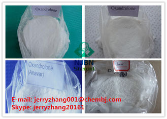 China 99% Purity Synthetic Anabolic Steroids Oral Oxandrolone 53-39-4 for Muscle Growth supplier