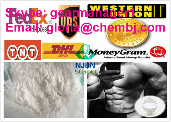 China Healthy Muscle Growth Steroids Bodybuilding Boldenone / Dehydrotestosterone 846-48-0 supplier