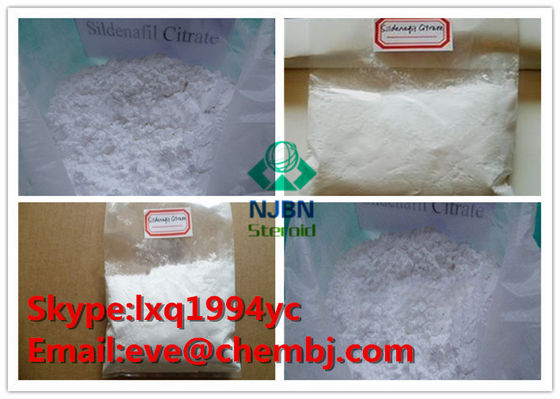 China Viagra Pharmaceutical Raw Hormone Powders Sildenafil Citrate 98% CAS 171599-83-0 supplier