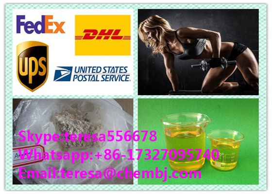 China Oxymetholone Anadrol Oral Anabolic Steroids 434-07-1 For Musle Building supplier