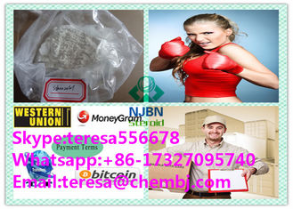 China CAS 10418-03-8 Muscle Gain Raw Steroid Powders Stanozolol Winstrol Purity 99% supplier