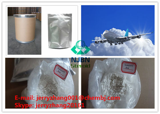 China CAS 58-22-0 Injectable Muscle Growth Steroids For Muscle Building Testosterone Base supplier