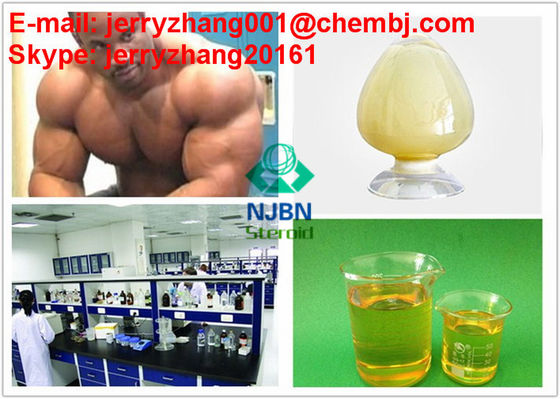 China 10161-33-8 Muscle Growth Steroids Trenbolone Enanthate for Muscle Enhancement supplier