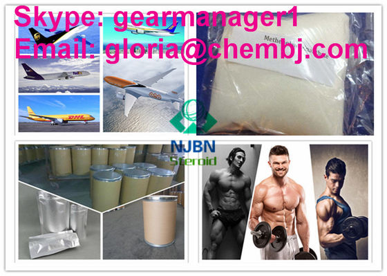 China Legal 99% Methenolone Enanthate / Test Muscle Building Steroids For Men supplier