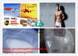 China Safe Anti Estrogen Steroids Anastrozole 120511-73-1 Injectable Anabolic Androgenic Steroid supplier