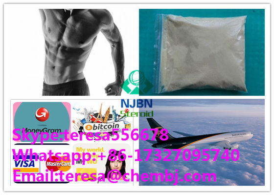 China Testosterone Anabolic Steroid Trenbolone Base 10161-33-8 Muscle Building Steroids supplier