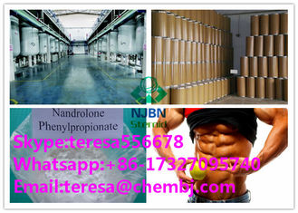 China 62-90-8 Sexual Anabolic Steroid Hormones Nandrolone Phenylpropionate With Positive Effect supplier