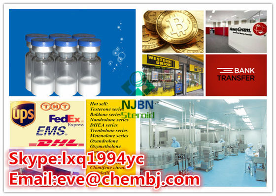 China DSIP Growth Hormone Peptides CAS 62568-57-4 98% Sleep  Inducing Peptide supplier