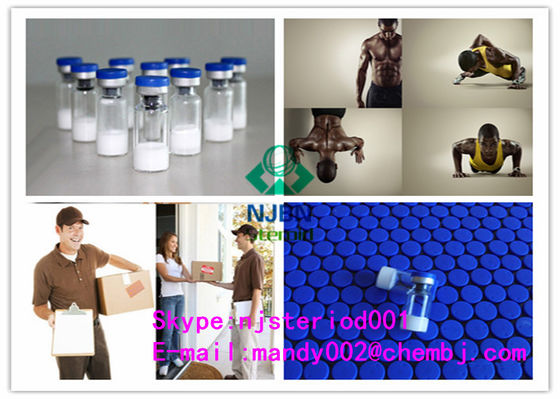 China CAS 158861-67-7 Testosterone Peptide Hormone Polypeptide Ghrp-2 / Pralmorelin supplier