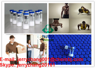 China CAS 87616-84-0 Human Growth Hormone Peptide White Powder GHRP-6 supplier