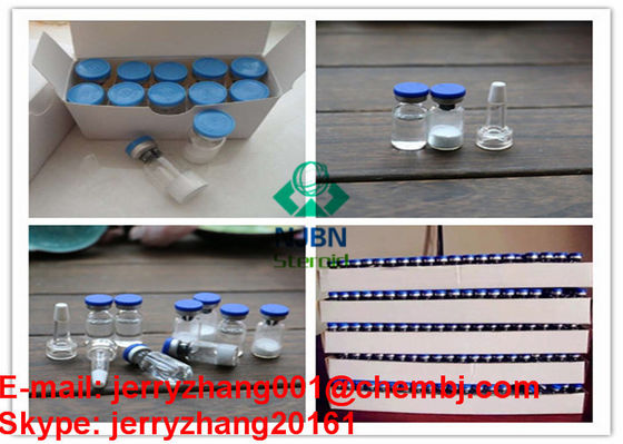 China Safe Peptide Protein Hormones Sermorelin CAS 86168-78-7 for Increasing Hormone supplier