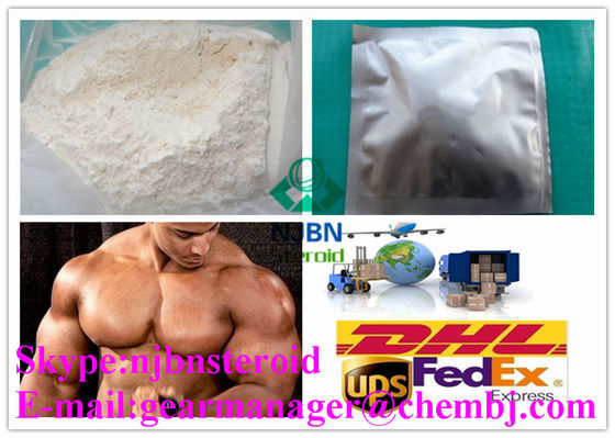 China 317318-70-0 Cardarine Anabolic Modulator Muscle Builder SARMS GW501516 supplier