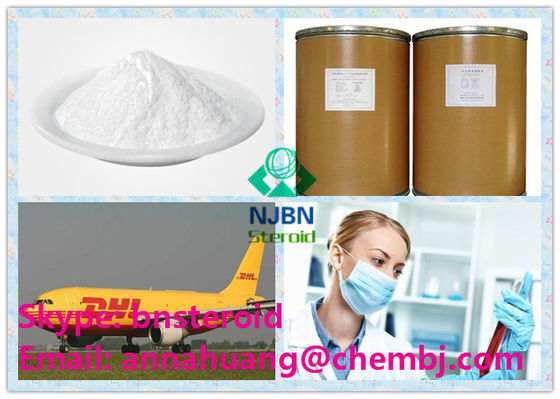 China Flibanserin Estradiol Steroid Hormone 167933-07-5 For  Pre - Menopausal Women supplier