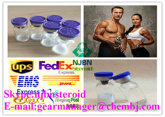 China Body Building Growth Hormone Peptides CJC-1295 Acetate 863288-34-0 supplier