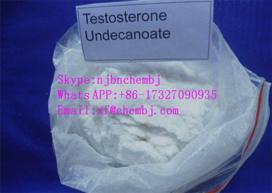 China 98% Testosterone Anabolic Steroid Promote Metabolism 5949-44-0 White Powder Testosterone Undecanoate supplier