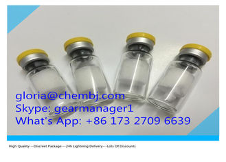 China 97% Min 10mg/vial Growth Hormone Peptides HGH PT-141 32780-32-8 For Sexual Disorder supplier
