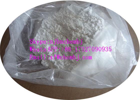 China 99% Anabolic Androgenic Steroids For Men Muscle Gain 76-43-7 White powder Fluoxymesterone supplier