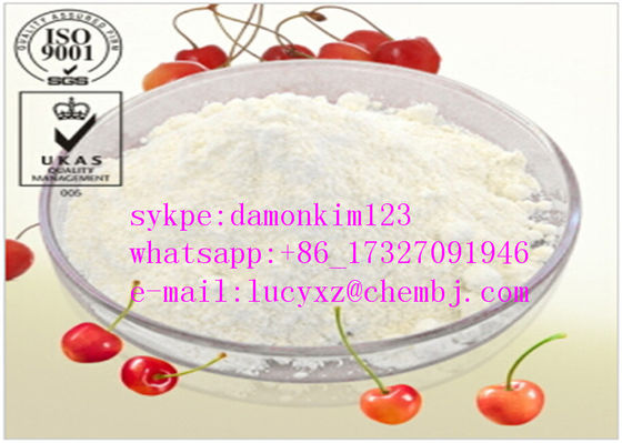 China Fat Burning Femara Anti Estrogen Letrozole 98% CAS 112809-51-5 For Breast Cancer supplier