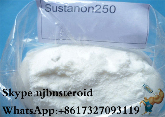 China Positive Injectable Testosterone Steroids Testosterone Blend Sustanon 250 supplier
