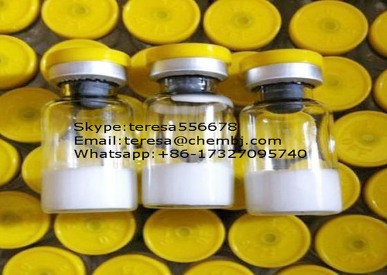 China Obstetric Drug Growth Hormone Peptides Carbetocin Acetate for Control Postpartum Hemorrhaging supplier