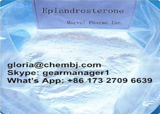 China Safe Muscle Building Androgenic Anabolic Steroids Epiandrosterone 481-29-8 supplier