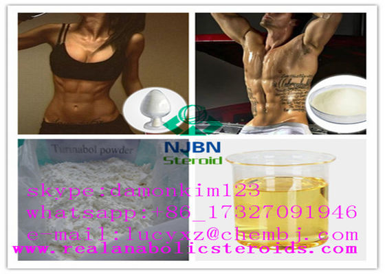 China Increase Metabolism Prohormone Steroid To Lose Weight White Powder supplier