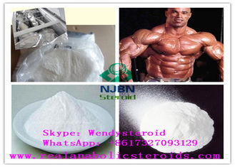 China Supply Common Androgenic Anabolic Steroids Drostanolone Propionate with good price CAS 521-12-0 supplier
