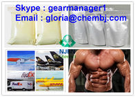 China Light Yellow Trenavar / Trendione Prohormone Steroids For Muscle Building factory
