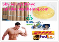 China Muscle Building Oral Anabolic Steroids Trenbolone Enanthate 10161-33-8 factory