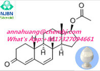 China Cas 2590-41-2  Androgenic Anabolic Steroids Androgen and intermediate Dehydronandrolone Acetate factory