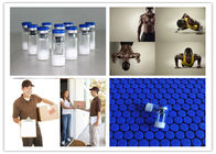 White Lyophilized Powder Growth Hormone Peptides Tesamorelin For Weight Loss , CAS 218949-48-5