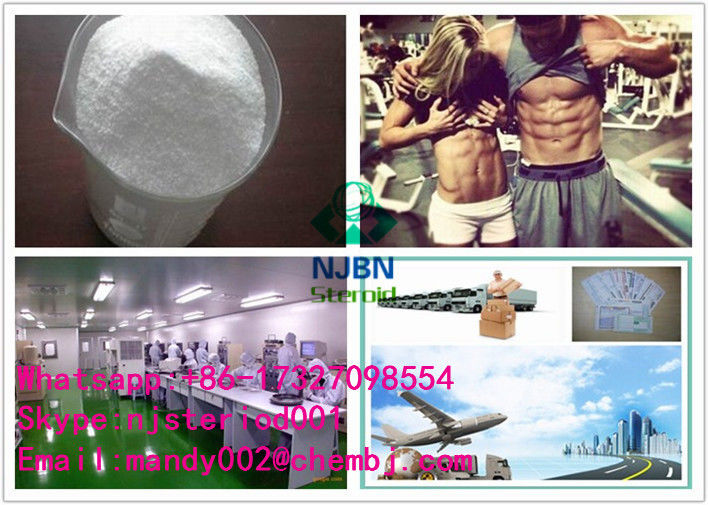 GW-501516 Pharmaceutical Grade Cardarine SARMS For Weight Loss