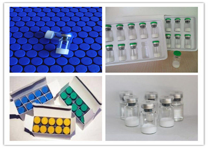 CAS 137525-51-0 Growth Hormone Peptides Powders Pentadecapeptide Bpc 157 2mg / Vial
