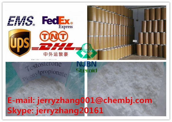 Testosterone Phenylproprionate Testosterone Anabolic Steroid  CAS 1255-49-8
