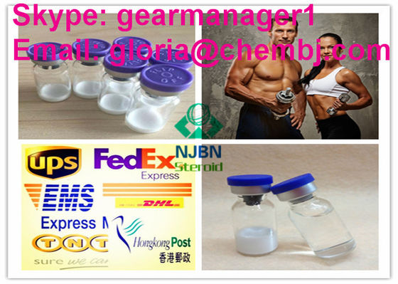 Legal Prescription Peptides Melanotan-II CAS 121062-08-6 For Skin Tanning