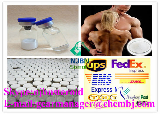 HGH PT-141 Growth Hormone Releasing Peptide 32780-32-8 For Treatment Sexual Disorder