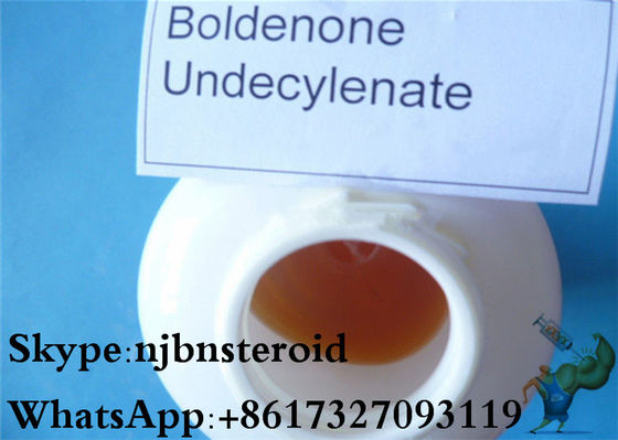 Equipoise Legal Androgenic Anabolic Steroids Boldenone Undecylenate 13103-34-9