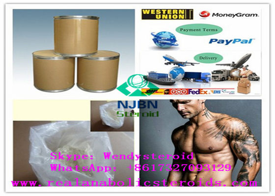 Metandienone CAS 72-63-9 Oral Anabolic Steroids Dianabol For Weight Loss