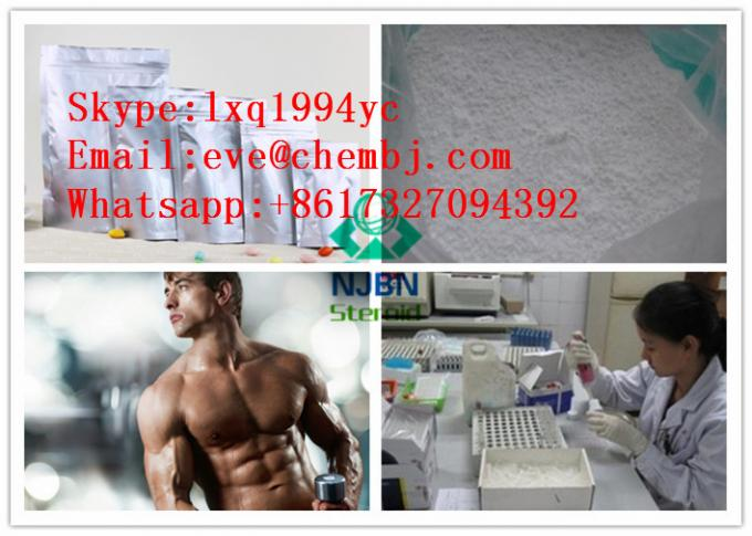 Methenolone Acetate Anabolic Androgenic Steroids , White Powder Anabolic Steroid Hormones