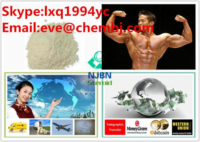 Muscle Building Oral Anabolic Steroids Trenbolone Enanthate 10161-33-8