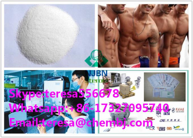 Toremifene Citrate Anti Estrogen Steroids Fareston White Powder CAS 89778-27-8