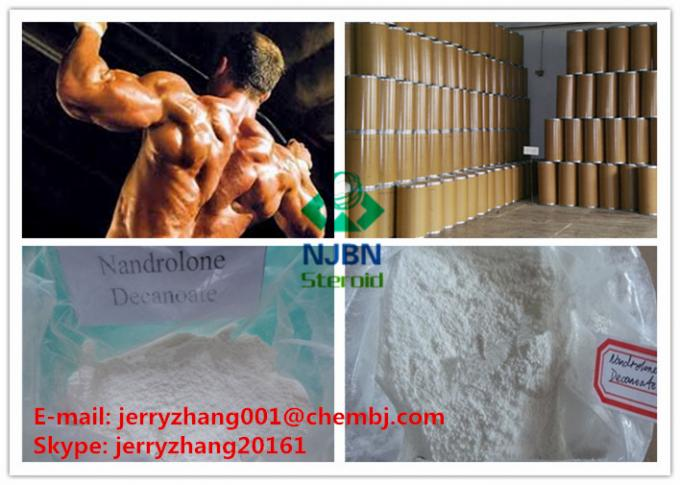 Nandrolone Decanoate Prohormone Steroids Muscle Gain Steroid CAS 360-70-3
