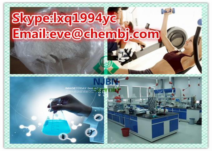 Halodrol Prohormone Steroids CAS 2446-23-3 99.5% Metabolite Of Anabolic Steroids