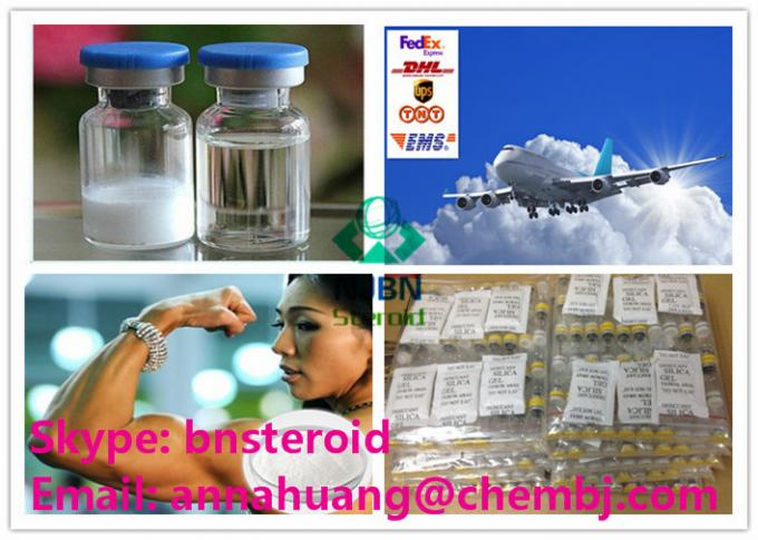 Manufacturing & supplying Growth Hormone Peptides Ipamorelin CAS 170851-70-4 A Fascinating New Muscle Building Peptide