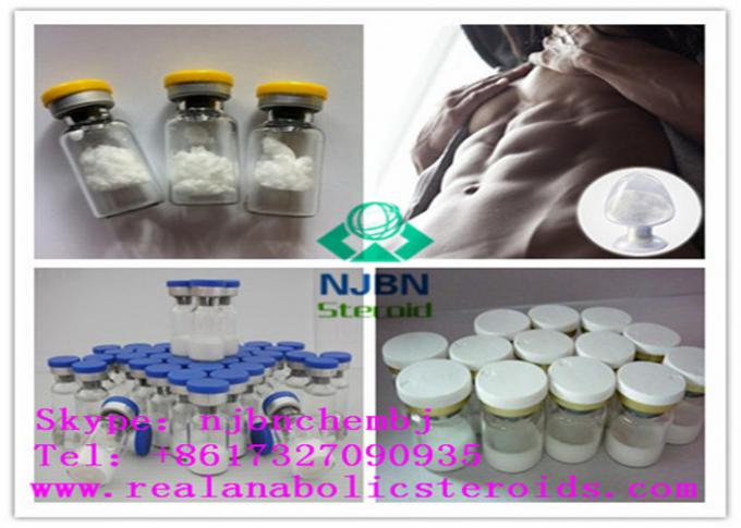 Secretin Growth Hormone Peptides CAS 17034-35-4 For Kidneys Pituitary